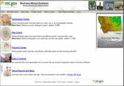 Montana Business Site Selection