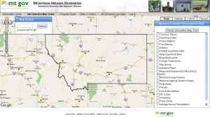 Site Selection Esri ArcGIS Solution for State government.
