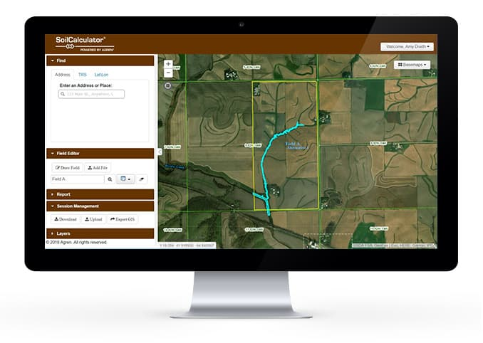 Precision GIS Agriculture