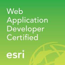 GCS Esri Web Application Developer Certification
