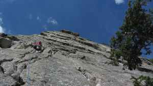 Shoshone Spire, Bitterroot Valley, Montana
