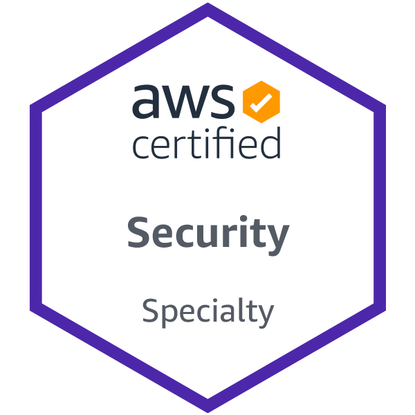 GCS has AWS Certified Security Specialists