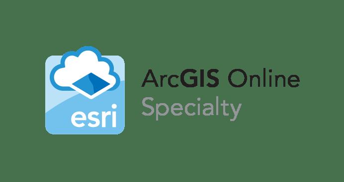 GCS is an Esri ArcGIS Online Specialty Partner