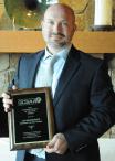 2017 SUPERINTENDENT OF THE YEAR Award Recipient - JAY NEUNSINGER, Boundary Oak Golf Course (Walnut Creek), Superintendent