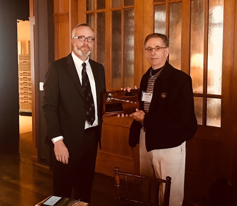2018 GCSANC Annual Meeting and Awards Ceremony, January 16, 2018, Meadow Club