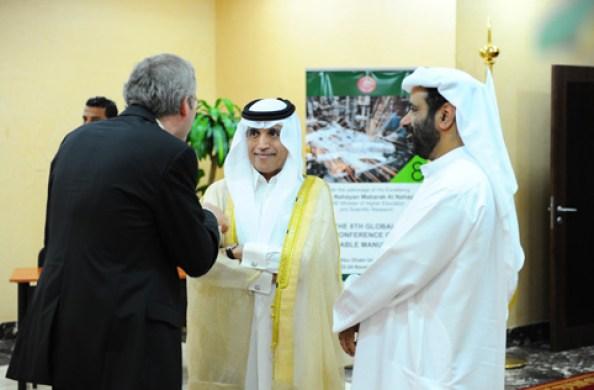 8th GCSM - Abu Dhabi, UAE