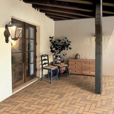 Outdoor Patio - Down to Earth¨ - 4x12 - #255 Desert Floor