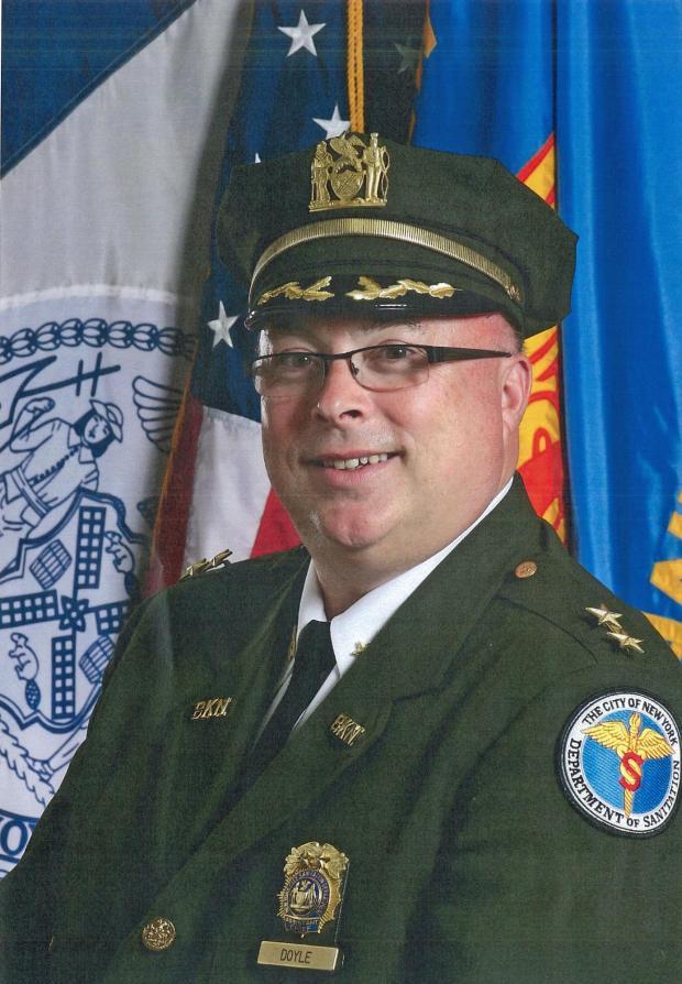 Tom Doyle, 2015 Honoree