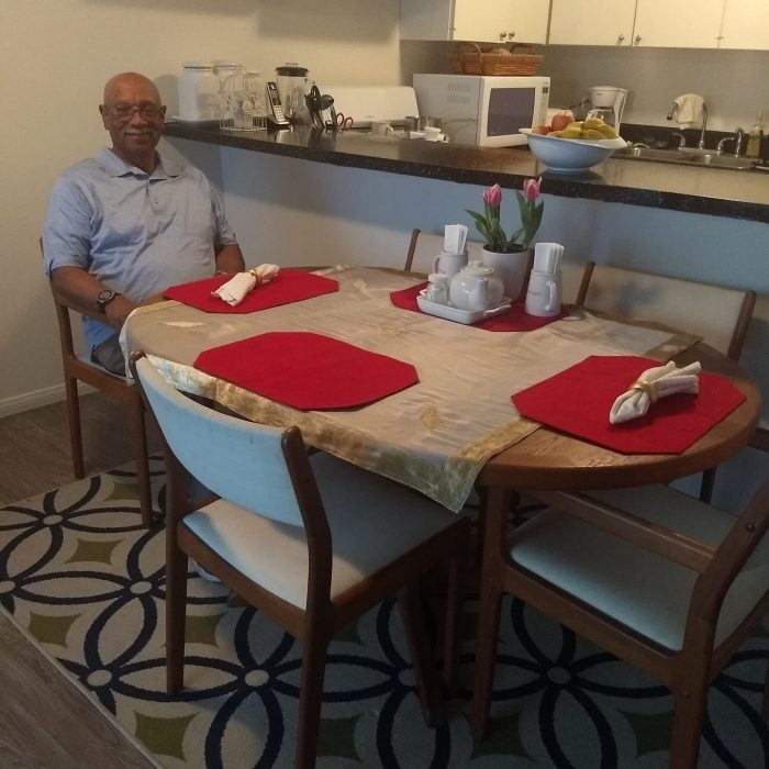 Mark's New Dining Table