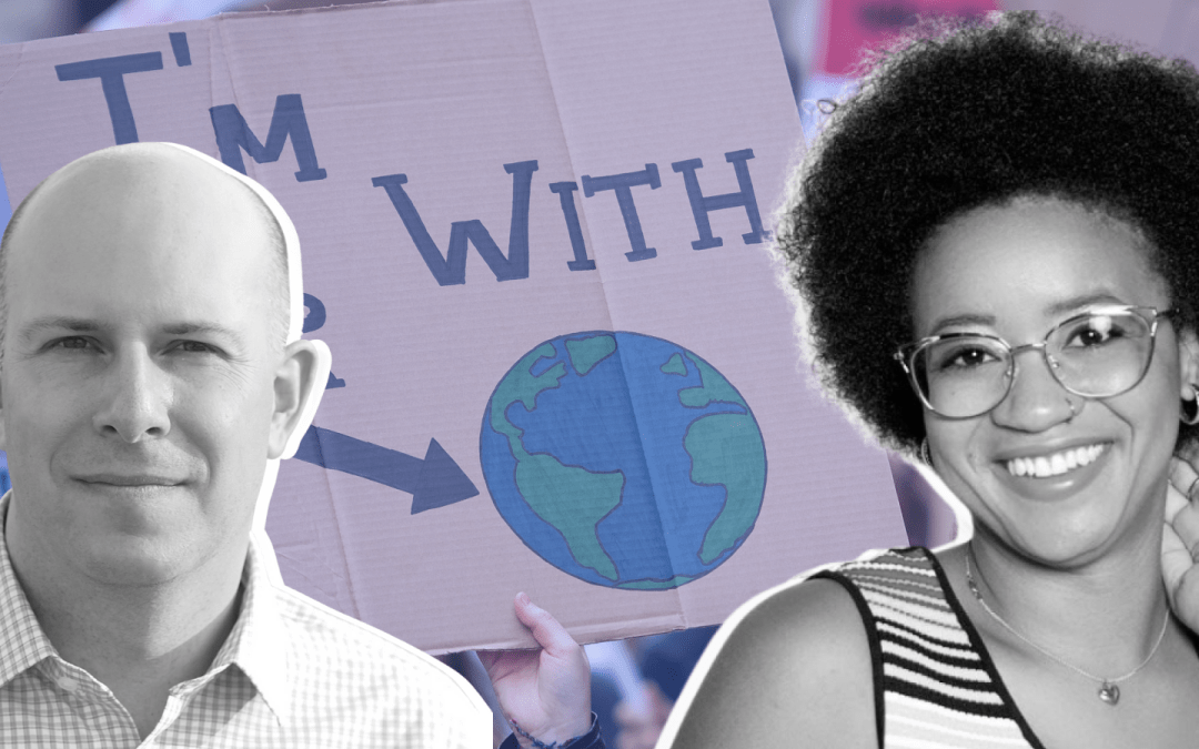 Grist: Why voting rights are climate rights: Two experts talk GOTV