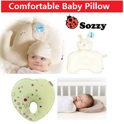 Aliexpress Com Infant Flat Head Baby Pillow Back Waist