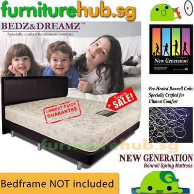 Best Value For Money Mattress Only Authorized Qoo10 Er New Generation