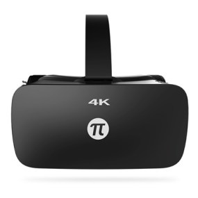 PIMAX 4K VR Virtual Reality Glasses 3D Headset for PC 110 Degree FOV 1000Hz Dual Gyroscope 8.29MP
