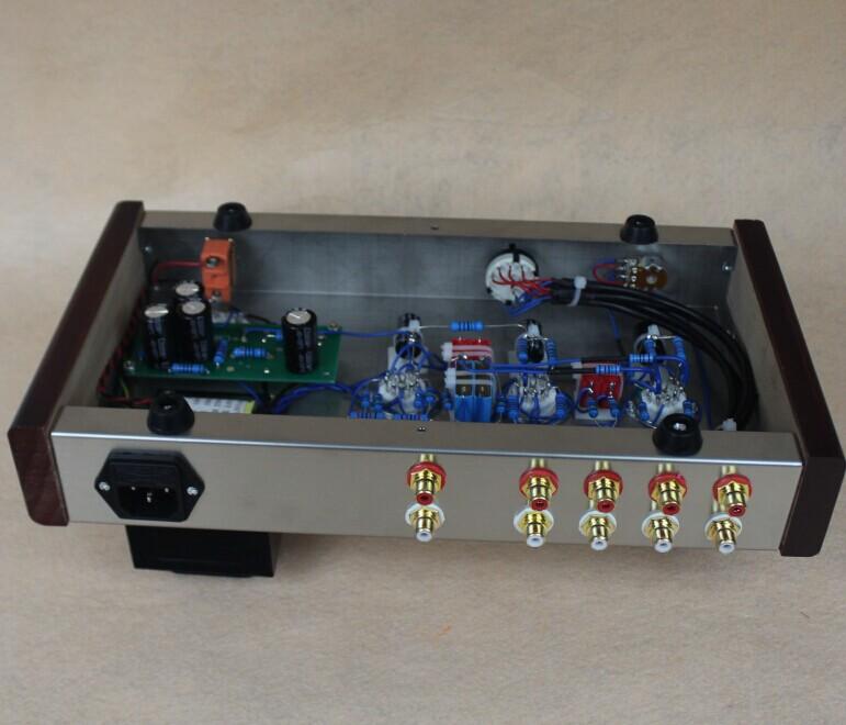 Douk Audio 12ax7 Vacuum Tube Preamp Hifi Pre