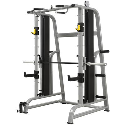 史密斯機深蹲架臥推架多功能龍門架健身房商用綜合訓練器健身器材-淘寶網