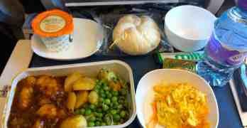 A única comida que o chef Gordon Ramsay rejeita? Comida de avião