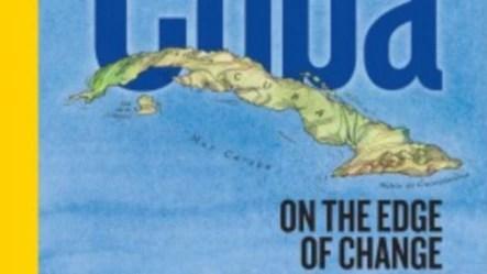 Portada de la edición de noviembre 2012 de National Geographic.