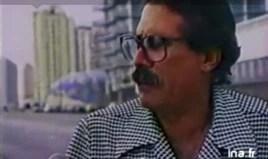 La televisión francesa entrevista a Ricardo Bofill en La Habana en 1986.