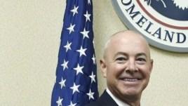 El secretario adjunto del Departamento de Seguridad Nacional de Estados Unidos, Alejandro Mayorkas.