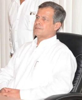 El general Luis Alberto Rodríguez López-Calleja, CEO del grupo GAESA.