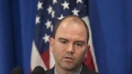 El asesor adjunto de seguridad nacional de la Casa Blanca, Ben Rhodes.