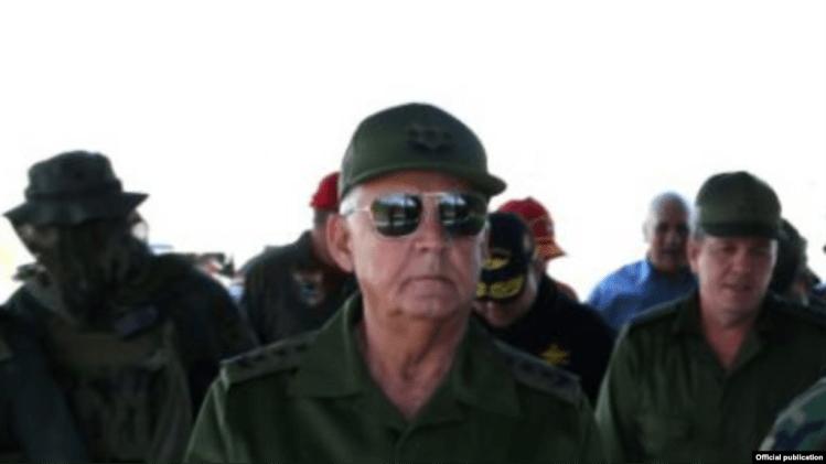Joaquín Quintas Solá, general de cuerpo de ejército de las FAR.