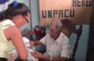 """Proyecto """"Mi pueblo primero"""", UNPACU en Santiago de Cuba."""