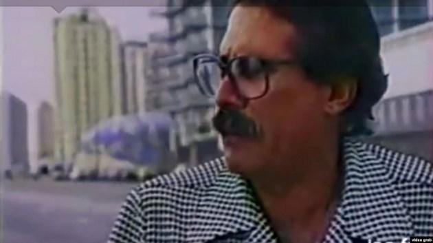 La televisión francesa entrevista a Ricardo Bofill en La Habana en 1986. (Archivo)