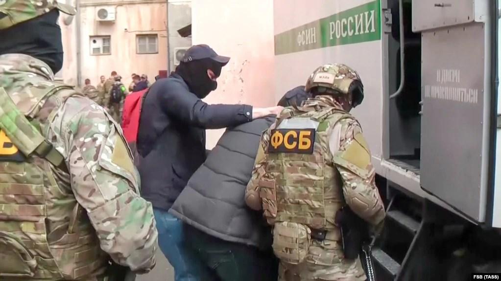 Затримання кримськотатарського активіста в Криму, 27 березня 2019 рік
