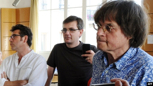 Tignous, Charb i Cabu