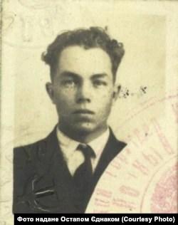 Онуфрій Федущак, 1940 рік