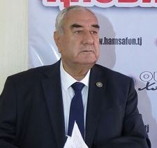 Исмоил Шафиев
