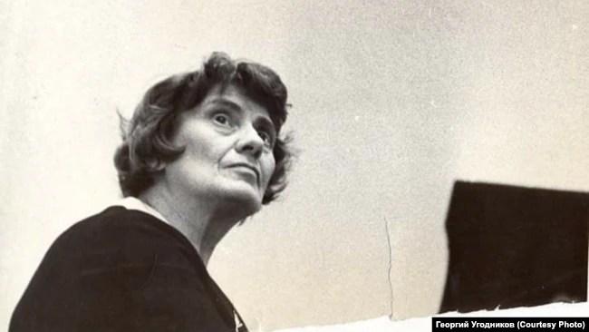 Вера Лотар-Шевченко. 1960-е годы