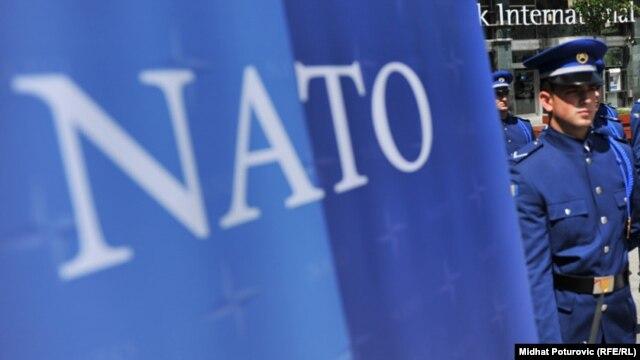 Dan otvorenih vrata u sjedištu NATO-a u Sarajev, maj 2011.