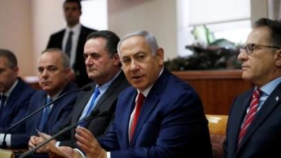 کابینه اسرائیل