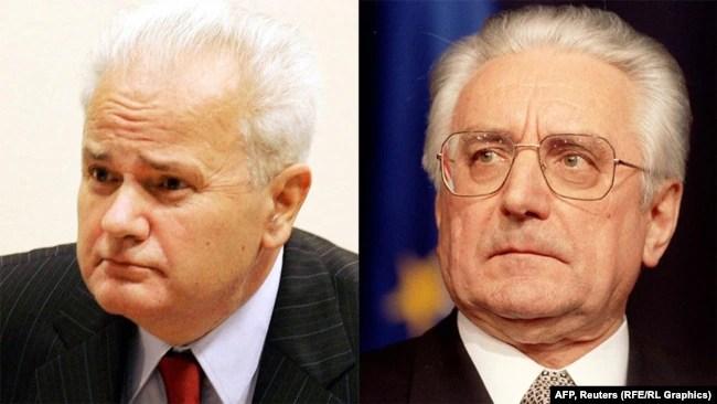 Politika podjela: Slobodan Milošević i Franjo Tuđman