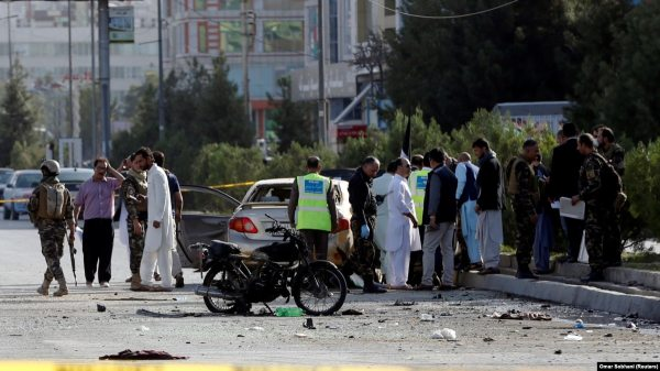 Taliban Militants Launch New Deadly Attacks In Afghanistan