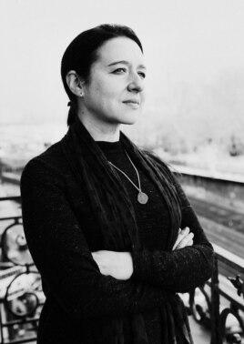 Ольга Медведкова, фото: Антон Козлов