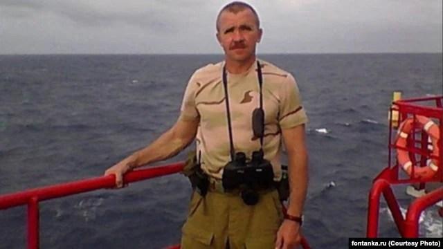 Сергей Чупов