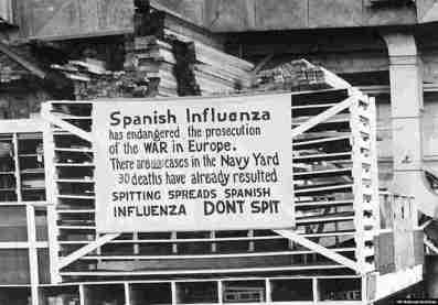 Image result for spanish flu