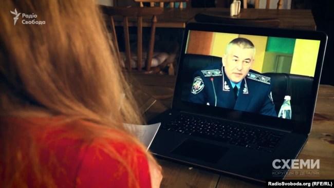 Генерал-майор Віктор Слівінський, очільник департаменту персоналу МВС