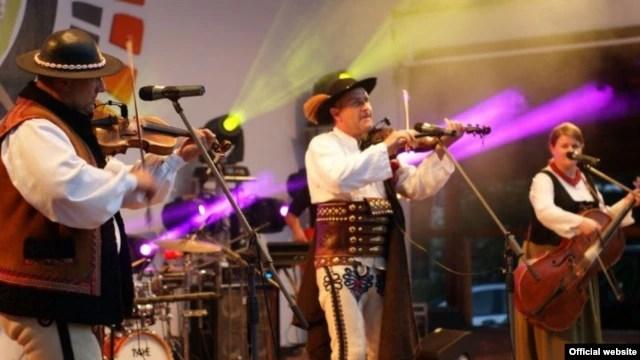 Ілюстраційне фото. Фестиваль лемківської культури «Лемківська ватра» в селищі Ждиня