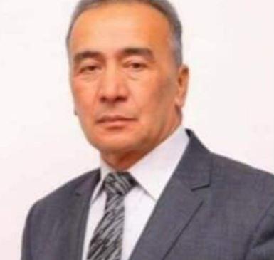 Акрам Аслонов