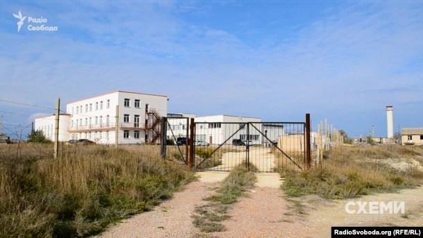 Ювелірний завод з орбіти екс-генпрокурора Пшонки у Севастополі в Криму