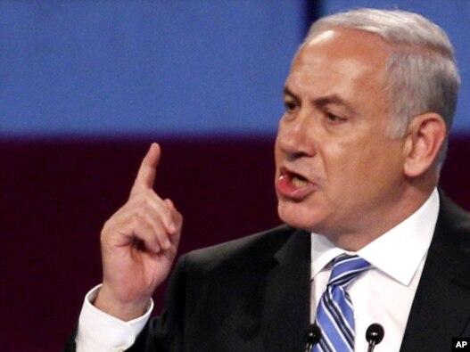 بنیامین نتانیاهو، نخست وزير اسرائيل