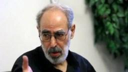Abolfazl Qadyani, former revoltionary, political activist and a fierce critic of Iran's ruler, Ali Khamenei.