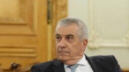 Călin Popescu Tăriceanu era suspectat că a luat mită 800.000 de dolari pentru a semna pentru licențele Microsoft.