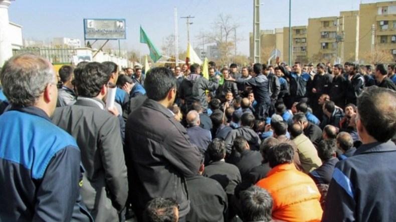 پرداخت دو ماه حقوق کارگران هپکو بعد از یک ماه اعتصاب؛ «مالک ...