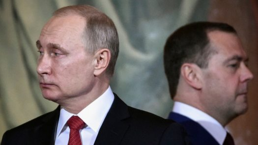 Putin Speaks, Medvedev Resigns, And Russia's Political ...