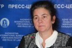 Правозащитник Елена Семёнова, известная защитой прав заключенных.